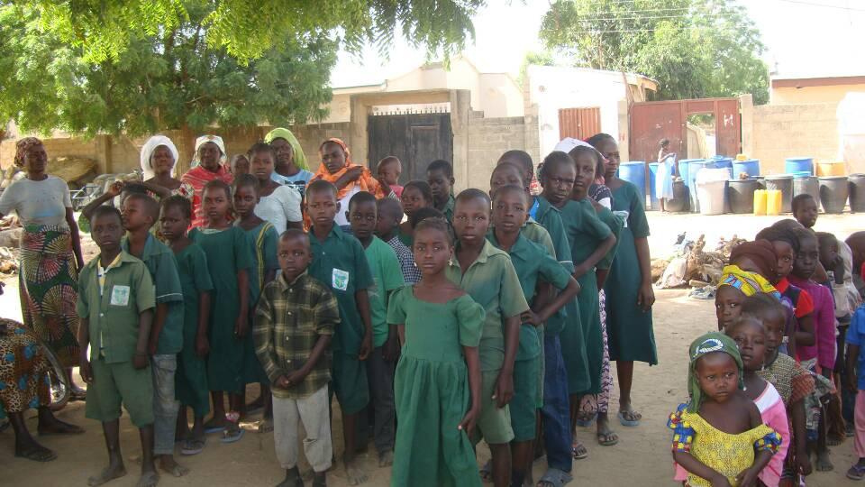 IDP Children Maiduguri